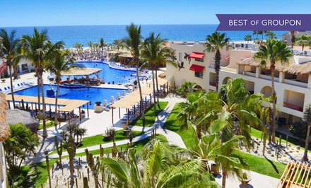 All-Inclusive Stay at Royal Decameron Los Cabos in Mexico. Dates Available into October. Includes Taxes and Fees.