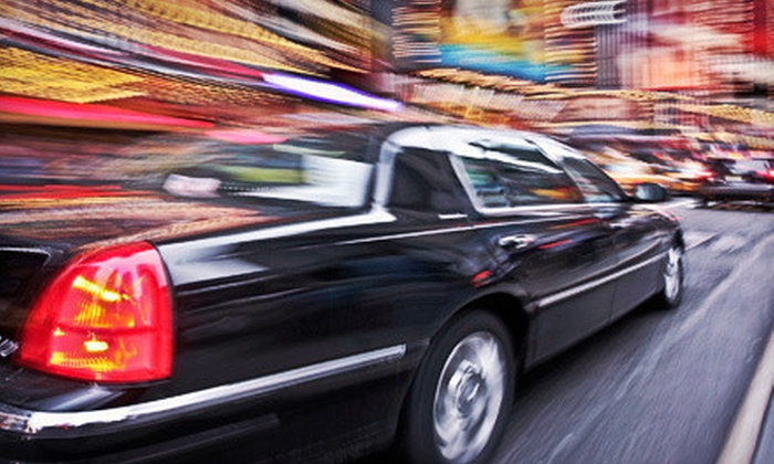 ASAP Limo Service - Dallas: BYOB Christmas Lights Ride for Up to 12 in a Stretch Limo from ASAP Limo Service (Half Off)