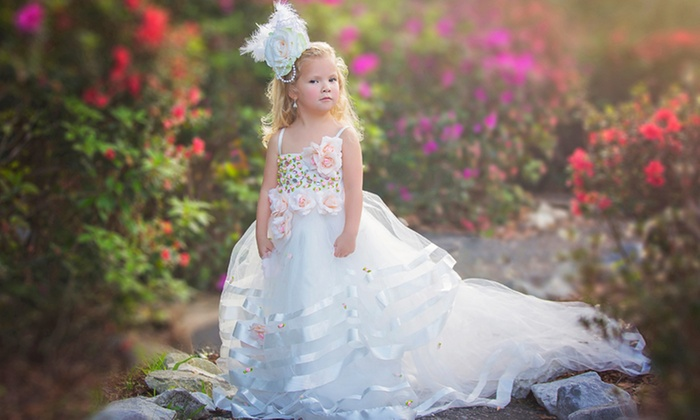 Olivia Weatherspoon Photography & Makeup - Pensacola / Emerald Coast: $65 for 30-Minute Princess Photo Shoot from Olivia Weatherspoon Photography & Makeup ($300 Value)
