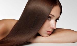 Social Salon - HAIR & NAIL BAR: Brazilian Blow-Wave from R499 with Optional Cut at Social Salon - Hair and Nail Bar (Up to 45% Off)