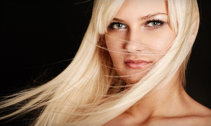 Abi Shirley at Eclipse Salon and Spa - Bransford: $50 Worth of Salon Services from Abi Shirley
