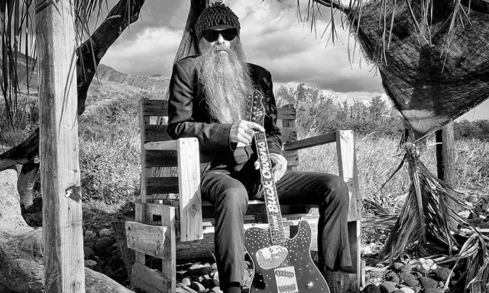 Billy Gibbons of ZZ Top - Pabst Theater: Billy Gibbons of ZZ Top on Saturday, January 30, at 7:30 p.m.