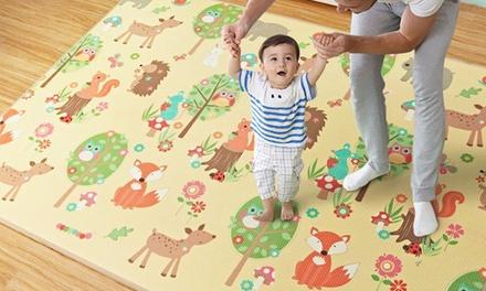 Tappeto giochi per bambini