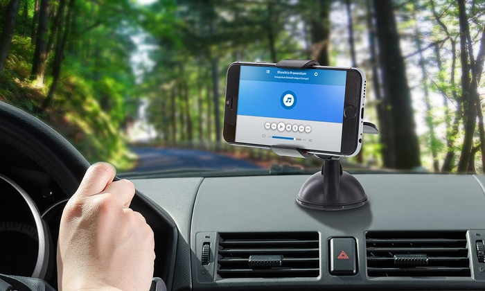 Aduro Grip Clip Universal Car Mount for Smartphones and GPS Devices
