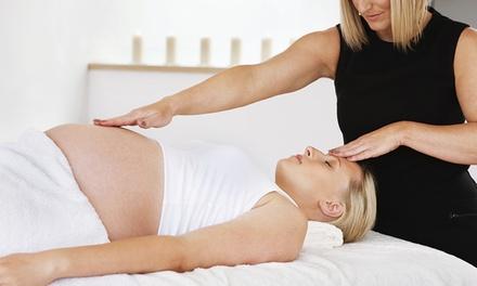 Modelage Bien naître pour femme enceinte à 24,90 € à linstitut Être O Bien Être