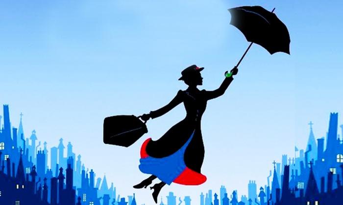 """Disney's Mary Poppins"" - Cameo Theatre: ""Disney's Mary Poppins"" at Cameo Theatre on March 14–April 19 (Up to 50% Off)"