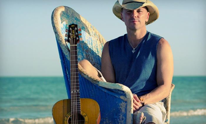 Kenny Chesney's No Shoes Nation Tour - Georgia Dome: Kenny Chesney at Georgia Dome on Saturday, August 3 at 5 p.m. (Up to $28.85 Off)