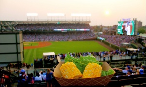 Lakeview Baseball Club: Wrigleyville All-Inclusive Rooftop Experience for a Playoff Game on October 12 or 13, Time TBD