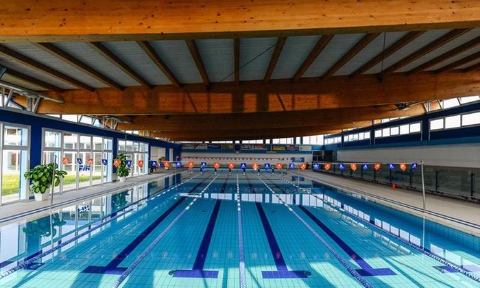 Fino a 36 ingressi in piscina centro nuoto tezze groupon - Piscina trezzano sul naviglio nuoto libero ...