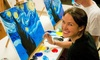McArt Studio - School of Art - Carlsbad: BYOB Painting Class for Two or Four at McArt Studio (57% Off)
