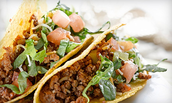 Chili Peppers - North Collinwood: Mexican Grill Cuisine at Chili Peppers (Up to 53% Off). Two Options Available.