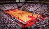 Temple University Owls Men's Basketball - The Liacouras Center: Temple Owls Men's Basketball Game at Liacouras Center on March 2 or 10 (Up to 51% Off). Two Seating Options Available.