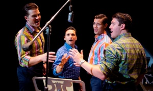"""""""Jersey Boys"""": """"Jersey Boys"""" on December 8, 9, or 10 at 7:30 p.m., or December 13 at 7 p.m."""