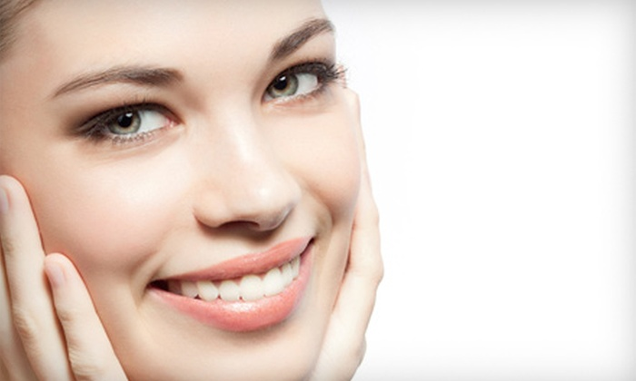 American Dental Solutions - Fort Worth: Dental Exam, X-ray, and Cleaning and Whitening Trays for One, Two, or Four at American Dental Solutions (Up to 91% Off)