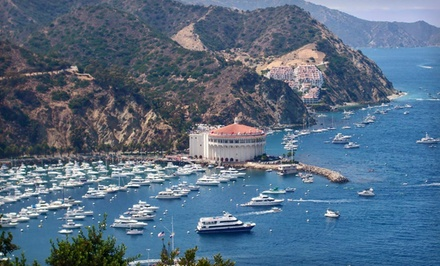 Groupon Deal: 2-Night Stay for Two with Optional Activity Package at Historic Hermosa Hotel & Catalina Cottages in Avalon, CA