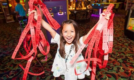 Kid's Spa Package or Pizza with Arcade Credit or Choice of Activity at Great Wolf Lodge (Up to 60% Off)