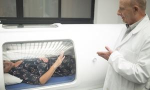 ATAmed: Tlenoterapia: zabieg w komorze hiperbarycznej od 119,99 zł i więcej opcji w centrum ATAmed