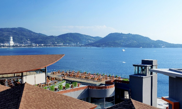 Phuket: 5* Seaview Stay in Patong 10