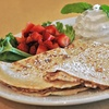 Up to 60% Off at Whispers Cafe & Creperie