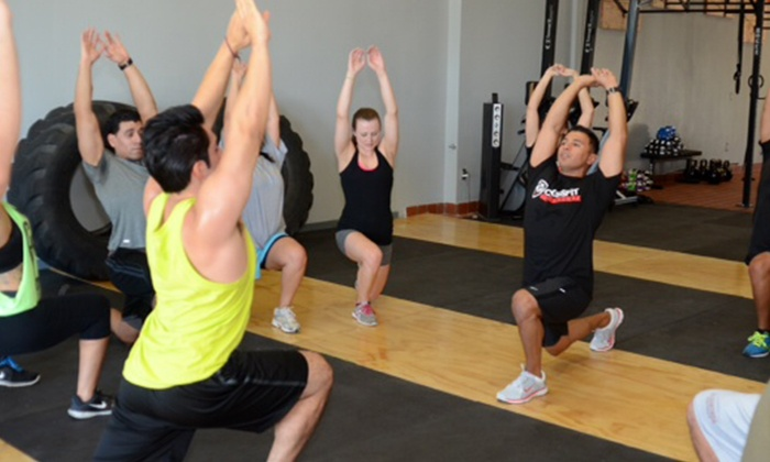 CrossFit Insurgent - Covina-Valley: 10 Boot-Camp Classes or One Month of Unlimited Boot-Camp Classes at CrossFit Insurgent (Up to 72% Off)