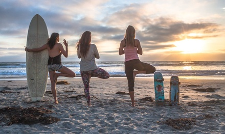 Class Pass for One or Two People for San Diego Yoga Festival (Up to 59% Off)