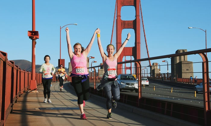 Women's Health Run 10 Feed 10 Race: $40 for a 10K Entry for One at the Women's Health RUN 10 FEED 10 on Sunday, October 25 ($55 Value)