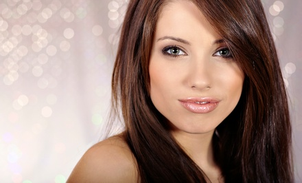 $45 for a Haircut with Wash, Deep-Conditioning Treatment, Blow-Dry, and Style ($85 Value)