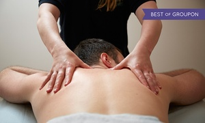 Healing One Touch At A Time: One 60- or 90-Minute Swedish or Deep-Tissue Massage at Healing One Touch At A Time (Up to 40% Off)