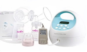 Spectra S1 Hospital-Grade Double Electric Breast Pump