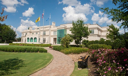 Admission for Two or One-Year Membership to Tulsa Historical Society & Museum (Up to 50% Off)