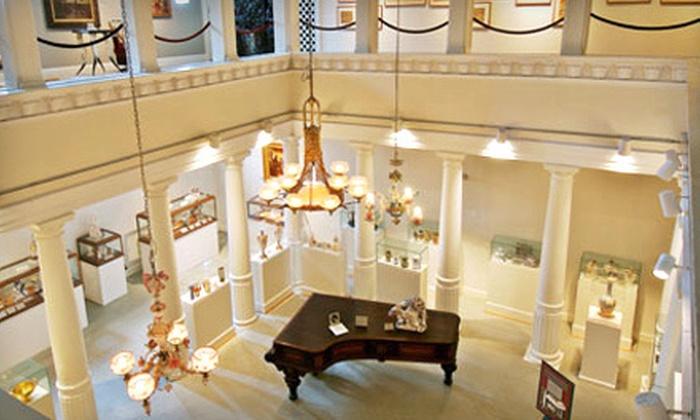 Lightner Museum - Lincolnville: $10 for Visit for Two to The Lightner Museum (Up to $20 Value)