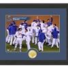MLB ALCS Champions Bronze Coin Photo Mints