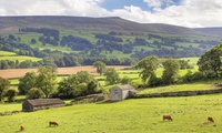 North Yorkshire: 1 or 2 Nights For Two With Breakfast and Cream Tea at The White Swan Hotel & Restaurant