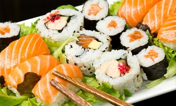 10% Cash Back at Kaz Sushi Bistro