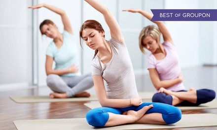 $59 for a 10-Class Hot-Yoga Pass at Yoga 101 ($130 Value)