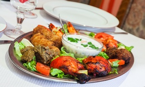 Tandooright, 15e: Entrée, plat et dessert pour 2 personnes à 15,90 € au restaurant Tandooright, 15e