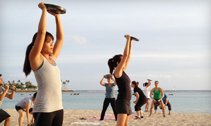 2CW HI - Ward Avenue - Kakaako: 10 or 20 Boot-Camp Express Classes from 2CW HI (Up to 85% Off)