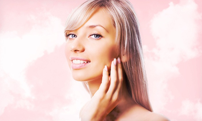 Pure Essence Nail & Esthetics - Kitsilano: Aromatherapy Facial with Optional Anti-Aging Treatment at Pure Essence Nail & Esthetics (Up to 67% Off)