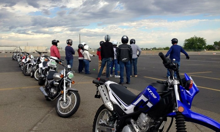 California Motorcycle License - Sacramento: Pre-Motorcycle Safety Course Workshop at California Motorcycle License (45% Off)