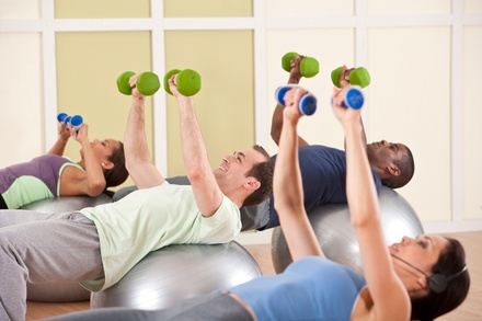 One, Two, or Four-Month  Membership with a Personal-Training Session at Odyssey Athletic Center (Up to 84% Off)