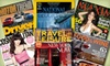 BlueDolphin-Magazines.com: $12 for $25 Worth of Magazine Subscriptions from Blue Dolphin Magazines