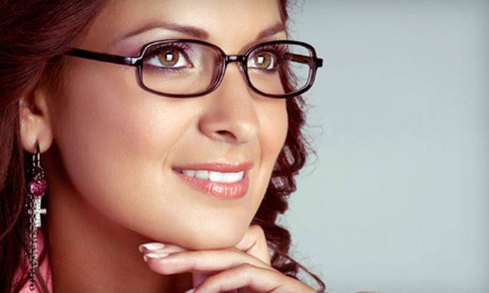 EyeMazing Optical - Hollywood Park: $39 for Comprehensive Eye Exam and $100 Toward Prescription Eyewear at EyeMazing Optical ($179 Value)