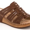 Lady Godiva Women's Comfort Wedge Sandals (Size 8.5)