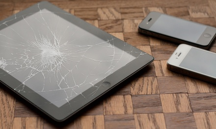 Screen Repair for an iPhone 5, 5C, or 5S or an iPad 2, 3, 4, Mini, or Air at iFixandRepair (Up to 34% Off)