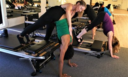 image for Six or Ten <strong>Pilates</strong> Reformer Classes at Archer <strong>Pilates</strong> & Wellness (Up to 64% Off)