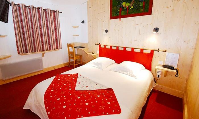 Hotel Font Romeu Avec Spa