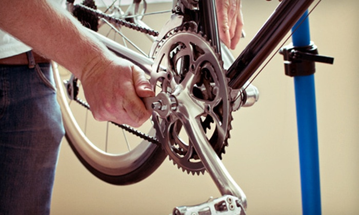 DJ Cycles - Kitsilano: $25 for a Major Bicycle Tune-Up at DJ Cycles ($50 Value)