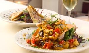Villaggio Ristorante: Tapas and Sangria Tasting Experience for Two, Four, or Six at Villaggio Ristorante (55% Off)