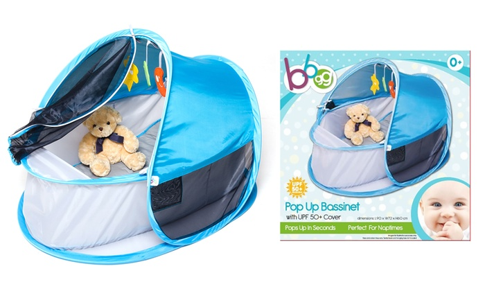 BB.GG Pop-Up Bassinet for £26.99