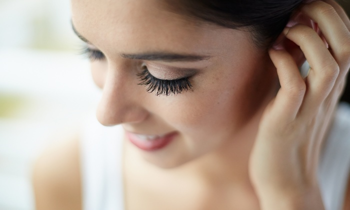 Forouzan Spa - Thornhill: Mink Eyelash Extensions at Forouzan Spa (Up to 58% Off). Three Options Available.